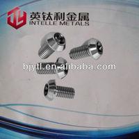 TORX Head Titanium Disc Brake Bolts M8 x 15mm