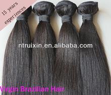 china manufacturer wholesale price hair weave machine weft brazilian yaki hair