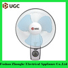 """Cooling plastic 16"""" remote controled electric wall fan"""