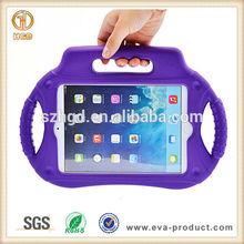 for foam case ipad mini Shock Proof Kid safe Radio Case Handle Cover