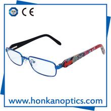 Fashion fancy metal spectacles eye glasses frame (MT008)
