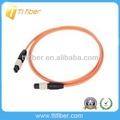 de fibra óptica mpo parche cable