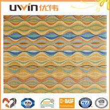 Plastic floor mat for home anti slip pvc washable foam durable floor runners