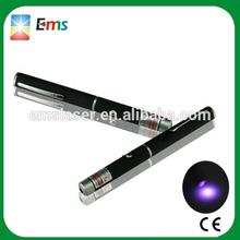 2014 hot sale multifunction laser pointer 50mw/100mw violet laser pen UV laser wholesale