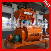 Good Quality JS500 Double Shaft Electric Concrete Mixer