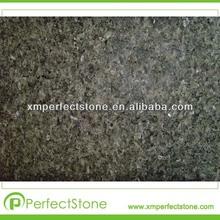 Ice blue flower granite slab
