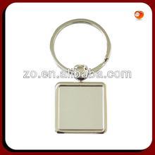 2014 hot sales custom metal name keychain