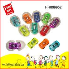 Vending capsule toys, cheapest plastic toys ,pull back car