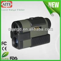 chinese factory supply 6*24 600m golf gps rangefinder Aite waterproof laser distance measuring instrument