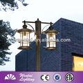 haute qualité nouveau design de jardin lumières pôles