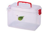 Plastic Multipurpose Storage Box (S)