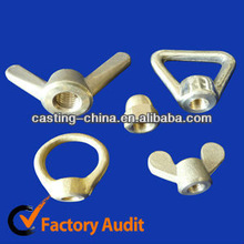 wholesale fastening pieces securing nut for building hardware