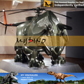 Rugido dino - como helicóptero en dinosaurios jardín