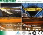 Double Girder Electric Trolley Overhead / Bridge / EOT Crane