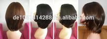 100% Brazilian hair full wigs and closure