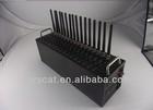 16 PORT Wavecom gsm modem Aluminum casing Q2303 industrial USB SEND SMS