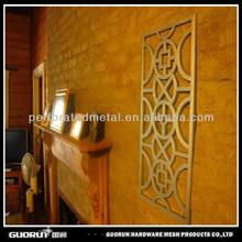 laser cutting metal wall arts