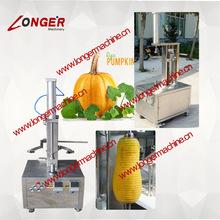 pumpkin skin peeling machine/pumpkin peeling machine