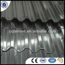Aluminium Corrugated Roofing Material