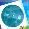 65mm 100mm Diameter Christmas Hollow TPU Large Clear Plastic Ball