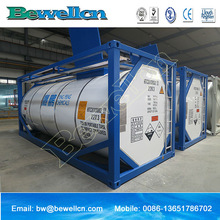 20000Lts anhydrous hydrogen fluoride offshore tank container