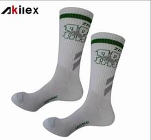 wholesale high quality custom basketball socks