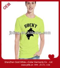 men's O-neck t-shirts wholesale