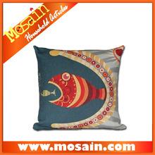 High Quality Cute Ocean Animal Design Throw Pillow