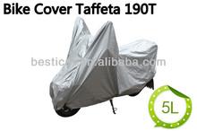 Taffeta material bike cover 5L