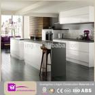 2014 modern aluminium kitchen furniture