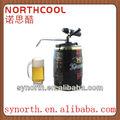 16gco2ビールビールディスペンサーco2certridgeタッピング装置