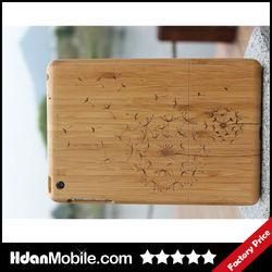 Dendelion Wood Case Cover For Ipad Mini Hard Shell Case