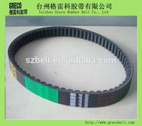 High quality Variable speed belt Motorcycle V Belts 669*20