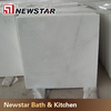 NEWSTAR pure white chinese marble tiles