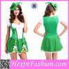 Hexin Fashion Green Ladies Halloween Costumes China Wholesale