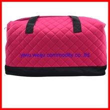 Professional Nylon Quilting Travel Bag
