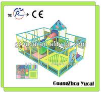 Theme park Indoor modular playground