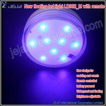 LED Submersible Floral Light / Waterproof LED Lights wedding decoration