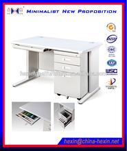 Reliance furniture standard office desk dimension adjustable height metal table
