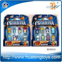 Wholesale small plastic animal figurines toys,Simulation Model Slager Wizard toys foe kids