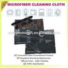 Promotional multi-purpose microfiber cleaning cloth