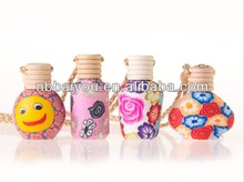 15ml customize polymer clay Mini gifts auto car fresheners