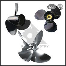 mirror polishing stainless steel 304 boat propeller, boat marine propeller
