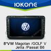 VolksWagen Jetta/Touran/magotan/GOLF V/CC/Scirocco/Passat B6 car dvd navigation system