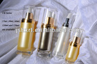 fancy high quality oval lotion bottle