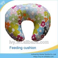 100 % cotton character printed pregnant women feeding cushion