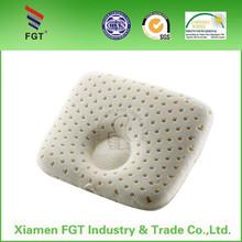 100% natural latex baby head shaping pillow