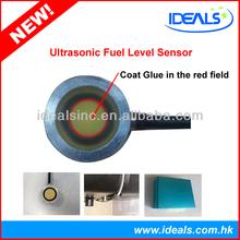 Volvo Truck Ultrasonic Fuel Level Sensor for GPS Tracker DVR Truck,Fuel Oil Level Sensor RS232 port output no Drawing