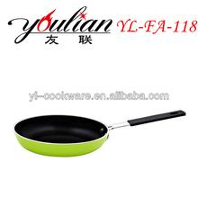 Aluminum egg pan Environmental non-stick cookware GREEN