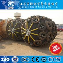 neumáticos defensa de goma marinas